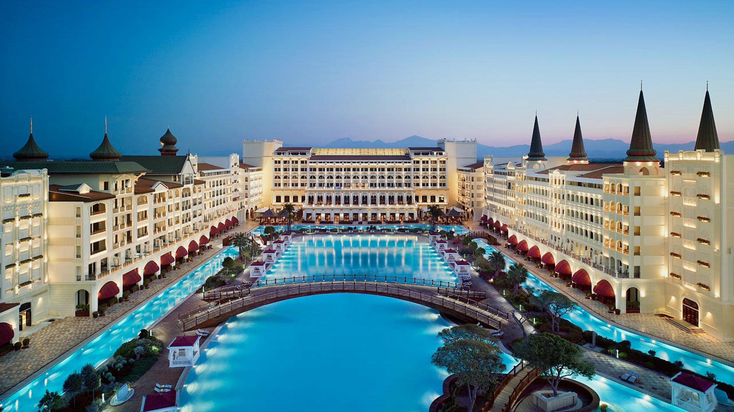 Mardan Palace, a world's most opulent hotel