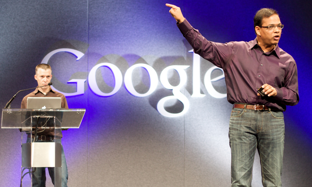 An interview with Google Fellow Amit Singhal