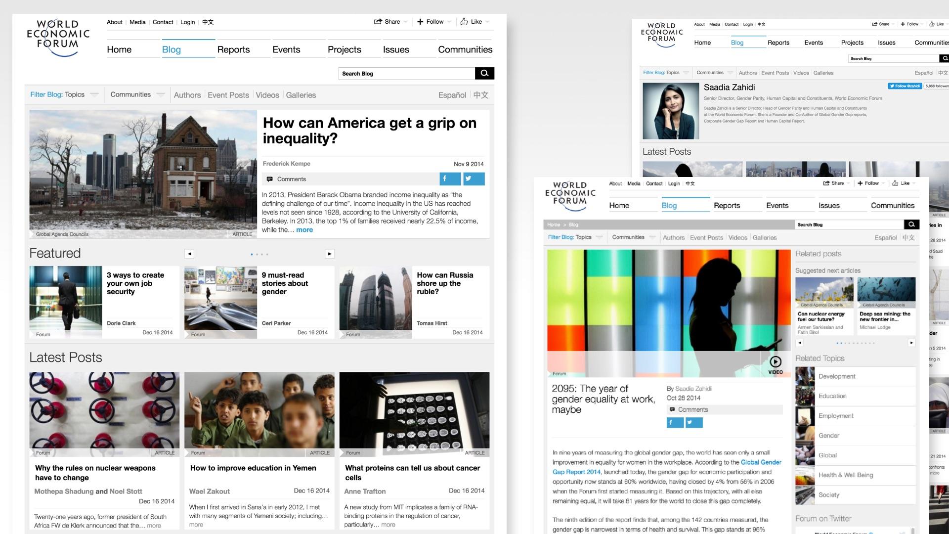 Rebuilding and scaling ForumBlog past a million unique visitors a month