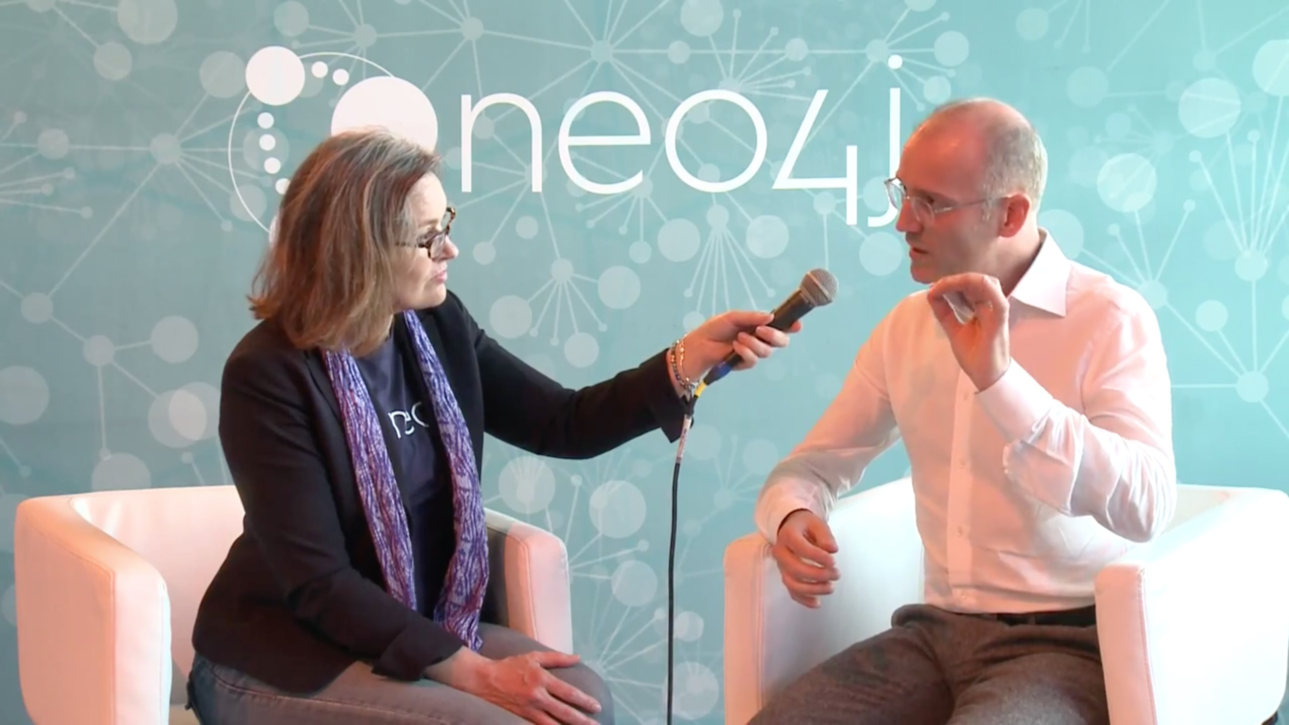 Neo4j interviewed me at GraphConnect
